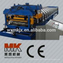 YX40-205-820Farbig glasierte Fliese Roll Formmaschine