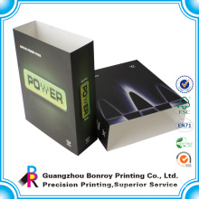 China wholesale custom printed packaging paper box sleeve