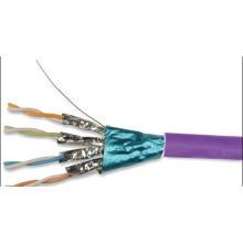 CAT6A Twisted Pair Kabel für Internet Ethernet mit LSZH Jacke