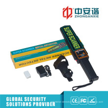 Wide Scanning Range Commercial Building Use Portable Metal Detector