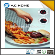 Easy Clean BBQ grill mat non-stick grill mat Perfect Quality in Europe Market