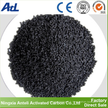 charbon actif de récupération de pétrole et de gaz