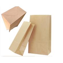 sac en papier d'emballage cadeau