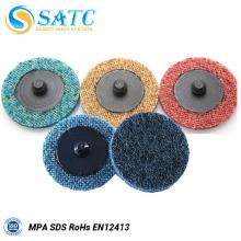 Discos de acondicionamiento de superficies Disco de cambio rápido para pulir 50 PACK
