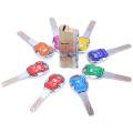 Anti-Theft Door Eight Tracks Safe Blade Lock Cylinder Core