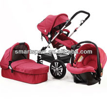 Aluminum Alloy Baby Stroller with EN1888
