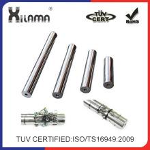 Ímã industrial do tubo de filtro da barra do neodímio material magnético permanente
