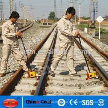 China anhebender Jack der Kohlebahn