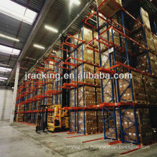 Nanjing Jracking Storage warehouse fireworks racks