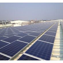 Módulo de célula solar de silicio policristalino personalizable de 120 vatios