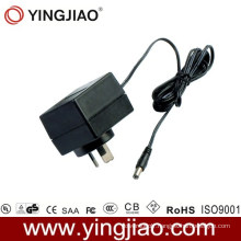 7W Australian AC DC Adapter with CE UL