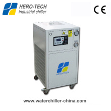 1.5ton/Tr Air Cooled Industrial Oil Chiller for Internal-External Lapping machine