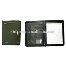 2015 Mode Leder Notebook-Planer