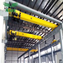 Euro Type Electric Hoist Single Girder Overhead Crane