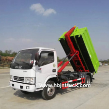 DFAC New Hook Loader Garbage Truck