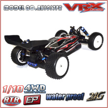 Maßstab 1/10 pro Limited Edition Buggy mit Upgrade Teile, 4WD brushless Elektro buggy