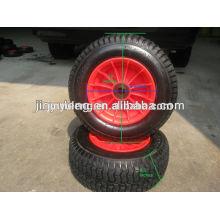 *3.00/3.50-4 10'', 14'' * 3.50-8, 16'' 4.00-8, 6.50-8 goma rueda, ruedas neumáticas, ruedas de césped, playa de arena rueda de aire