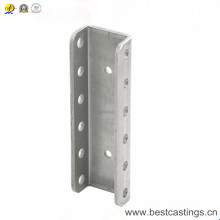 Precision Stamping Process Iron C Bracket