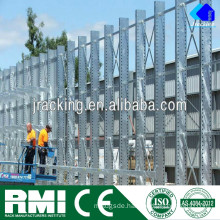 Hot dipped Galvanized Outdoor Storage industrial cantilever