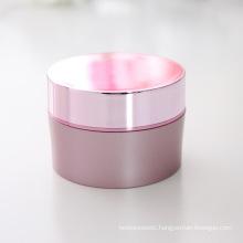 15g 30g 50g Luxury Acrylic Double Jar Cream Jar for Cosmetic Packaging