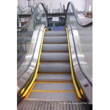 Escaleras mecánicas de Aksen Tipo de puerta interior y exterior Paso de aluminio