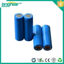 Respetuosa del medio ambiente batería protegida 14500 batería recargable del li-ion 3.7v