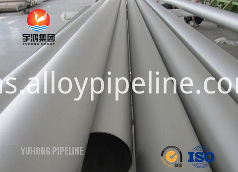ASTM A790 UNS S32304 Steel Pipe