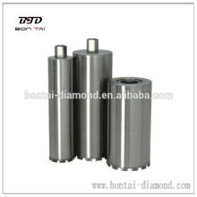 Huesos de núcleo de diamante de hormigón armado soldadas por láser