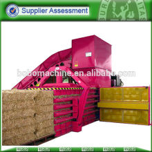 AUTOMATIC HORIZONTAL STRAW BALING MACHINE
