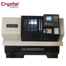 Melhor preço parafuso fazendo 6150T * 750 Torno CNC máquina de corte de metal ferramenta