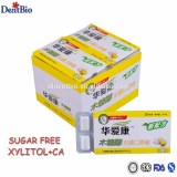 Xylitol cavity free dentcal care chewing gum