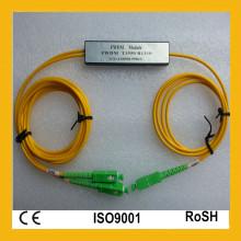 FTTH de alta qualidade Wdm fibra óptica 1310/1490/1550 Fwdm