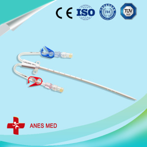 Double Lumen dialysis Catheter