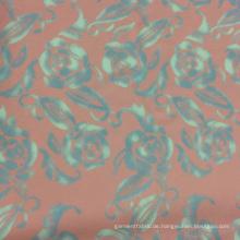 Qualitativ hochwertige Gewirke Blume Digital Print Ponte Kleid Kleid