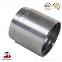 (03310) Carbon Seel Hydraulic Ferrule Fitting by CNC Machine