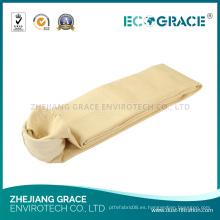 P84 Bolsa de filtro de filtro de polvo para la industria de fundición