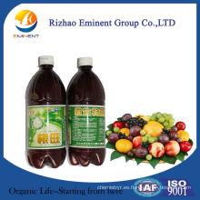 Agricultura bio bio fertilizante orgánico