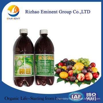 agriculture liquid bio organic fertilizer
