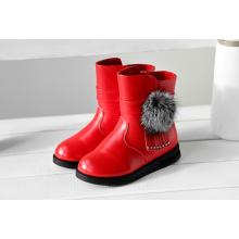 Rote Kinderstiefel Heißer Verkauf Kinder Stiefel