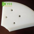 CNC uhmw PE mechanical skid plateform plastic parts