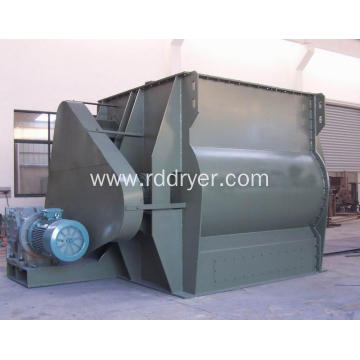 Horizontal Weightlessness Double Shaft Paddle Mixer