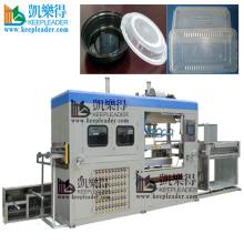 Plastic/Thermoforming/ Foam Box Vacuum Forming Machine
