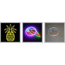 Commercial neon LED lighting