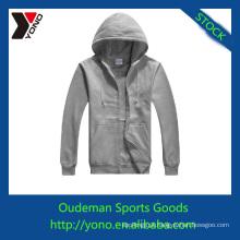 Hoodies com qualidade superior personalizada, hoodies elegantes com zíper e cores diferentes