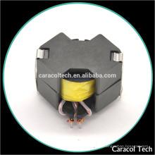 Transformador 230v 12v 5a de la ferrita RM del poder de MnZn del OEM