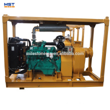Centrifugal 6 inch diesel water pump