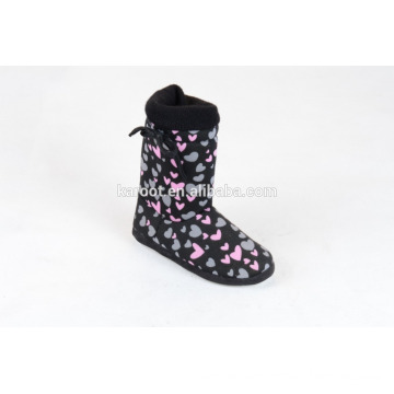 warm terry cloth slipper women winter boots shoes slippers