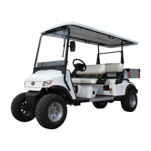 4 Seats Electric Golf Cart with Box