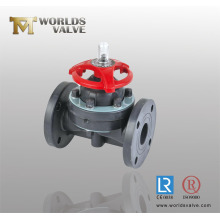 Wcb Stainless Steel Diaphragm Valves