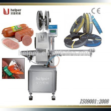 Mechanical Double Clips Clipping Machine